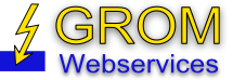 GROM Webservices